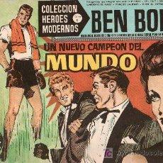 Tebeos: BEN BOLT. COLECCION HEROES MODERNOS. SERIE C. Nº8. EDITORIAL DOLAR.. Lote 18531248