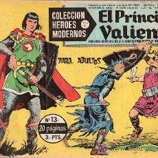 Tebeos: EL PRINCIPE VALIENTE. COLECCION HEROES MODERNOS. SERIE C. Nº13. EDITORIAL DOLAR.. Lote 17169506