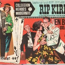 Tebeos: RIP KIRBY. COLECCION HEROES MODERNOS. SERIE C. Nº15. EDITORIAL DOLAR.. Lote 17169538