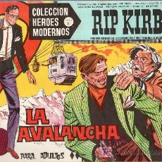 Tebeos: RIP KIRBY. COLECCION HEROES MODERNOS. SERIE C. Nº16. EDITORIAL DOLAR.. Lote 17169545