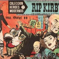 Tebeos: RIP KIRBY. COLECCION HEROES MODERNOS. SERIE C. Nº17. EDITORIAL DOLAR.. Lote 17169552