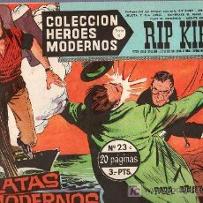 Tebeos: RIP KIRBY. COLECCION HEROES MODERNOS. SERIE C. Nº 23. EDITORIAL DOLAR.. Lote 17169675