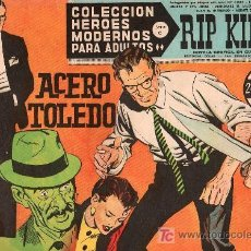 Tebeos: RIP KIRBY. COLECCION HEROES MODERNOS. SERIE C. Nº 42. ED. DOLAR.. Lote 17171010