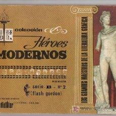 Tebeos: COLECCION HEROES MODERNOS. SERIE B. Nº 2. FLASH GORDON. EDITORIAL DOLAR. Lote 18049272
