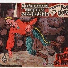 Tebeos: COLECCION HEROES MODERNOS Nº 21. FLASH GORDON Y EL HOMBRE ENMASCARADO. LATRAICION DE BRAZOR. Lote 18049902