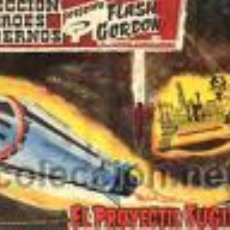 Tebeos: FLASH GORDON EL RAYO CELESTE. Lote 18774958