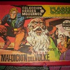 Tebeos: COLECCIÓN HÉROES MODERNOS . FLASH GORDON. Nº 38. SERIE B.1958.. Lote 27114501