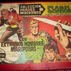 Tebeos: COLECCIÓN HÉROES MODERNOS . FLASH GORDON. Nº 23. SERIE B.1958.. Lote 27086089