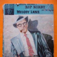 Tebeos: RIP KIRBY Nº 15 SERIE AZUL. MELODY LANE.1959 EDITORIAL DOLAR.. Lote 18955754