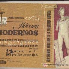Tebeos: HEROES MODERNOS SERIE C Nº 7. BIBLIOTECA ETERNA. DOLAR.. Lote 19203758