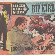 Tebeos: HEROES MODERNOS SERIE C Nº 6. RIP KIRBY.. Lote 19228891