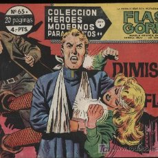 Tebeos: FLASH GORDON Nº 65. SERIE B. DOLAR.. Lote 20054941