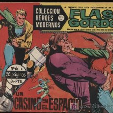 Tebeos: FLASH GORDON Nº 6. SERIE B. DOLAR.. Lote 20055505