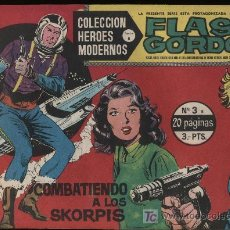 Tebeos: FLASH GORDON Nº 3. SERIE B. DOLAR.. Lote 20055652