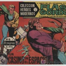Tebeos: FLASH GORDON Nº 6. SERIE B. DOLAR.. Lote 20091022