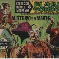 Tebeos: FLASH GORDON Nº 12. SERIE B. DOLAR.. Lote 20106028