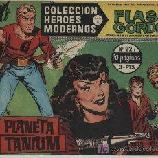 Tebeos: FLASH GORDON Nº 22. SERIE B. DOLAR.. Lote 20106409