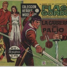 Tebeos: FLASH GORDON Nº 11. SERIE B. DOLAR.. Lote 20106599