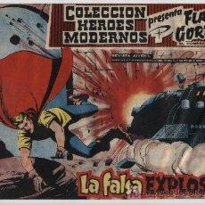 Tebeos: FLASH GORDON Nº 48. HÉROES MODERNOS. SERIE FLASH GORDON Y EL HOMBRE ENMASCARADO. DOLAR.. Lote 20106685