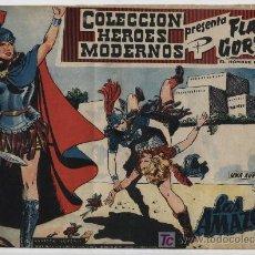 Tebeos: FLASH GORDON Nº 13. HÉROES MODERNOS. SERIE FLASH GORDON Y EL HOMBRE ENMASCARADO. DOLAR.. Lote 20106727