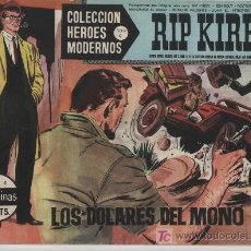 Tebeos: HEROES MODERNOS SERIE C Nº 6. RIP KIRBY. DOLAR.. Lote 20111217