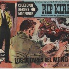 Tebeos: HEROES MODERNOS SERIE C Nº 6. RIP KIRBY. DOLAR.. Lote 20112018