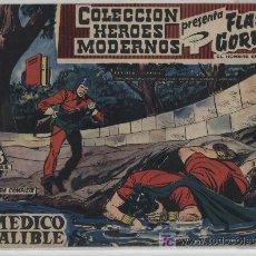 Tebeos: FLASH GORDON Nº 11. HÉROES MODERNOS. SERIE FLASH GORDON Y EL HOMBRE ENMASCARADO. DOLAR.. Lote 20112466