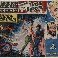 Tebeos: FLASH GORDON Nº 7. HÉROES MODERNOS. SERIE FLASH GORDON Y EL HOMBRE ENMASCARADO. DOLAR.. Lote 20112502