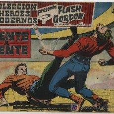Tebeos: FLASH GORDON Nº 58. HÉROES MODERNOS. SERIE FLASH GORDON Y EL HOMBRE ENMASCARADO. DOLAR.. Lote 20112545