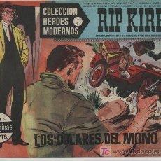 Tebeos: HEROES MODERNOS SERIE C Nº 6. RIP KIRBY. DOLAR.. Lote 20112657