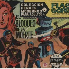 Tebeos: FLASH GORDON SERIE B Nº 63. DOLAR.. Lote 20161996