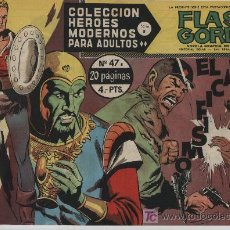 Tebeos: FLASH GORDON SERIE B Nº 47. DOLAR.. Lote 20162204