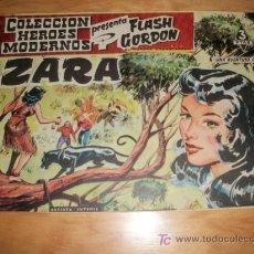 Tebeos: FLASH GORDON HEROES MODERNOS DOLAR Nº 6 . Lote 20727046