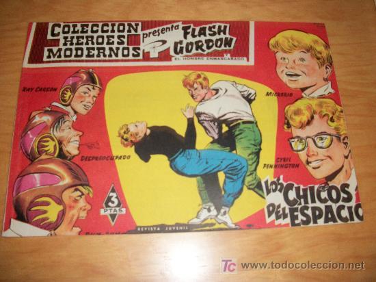 FLASH GORDON HEROES MODERNOS DOLAR Nº 18 (Tebeos y Comics - Dólar)