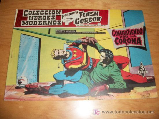 FLASH GORDON HEROES MODERNOS DOLAR Nº 22 (Tebeos y Comics - Dólar)