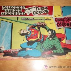 Tebeos: FLASH GORDON HEROES MODERNOS DOLAR Nº 22. Lote 20727131