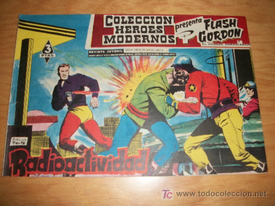 FLASH GORDON HEROES MODERNOS DOLAR Nº 34 (Tebeos y Comics - Dólar)