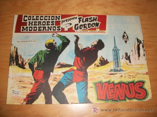 FLASH GORDON HEROES MODERNOS DOLAR Nº 38 (Tebeos y Comics - Dólar)