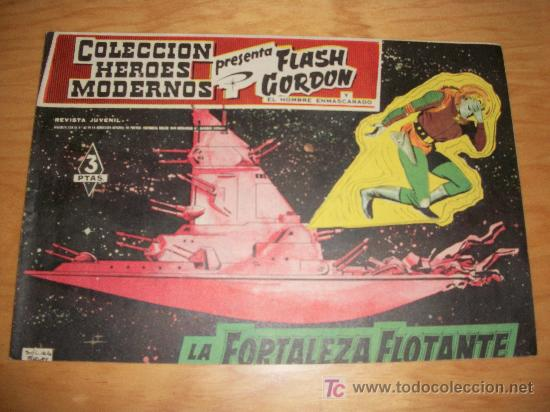 FLASH GORDON HEROES MODERNOS DOLAR Nº 52 (Tebeos y Comics - Dólar)