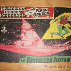 Tebeos: FLASH GORDON HEROES MODERNOS DOLAR Nº 52. Lote 20727801