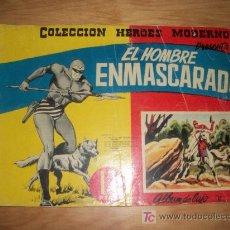 Livros de Banda Desenhada: EL HOMBRE ENMASCARADO ALBUM DE LUJO Nº 5 EDITORIAL DOLAR 1959. Lote 27600161