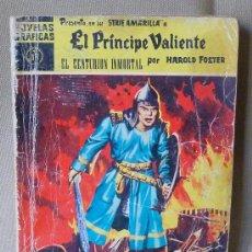 Tebeos: COMIC, EL PRINCIPE VALIENTE, EL CENTURION INMORTAL, Nº 35, DOLAR. Lote 23628143