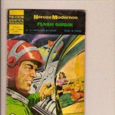 Tebeos: HEROES MODERNOS FLASH GORDON Nº 2 DE DOLAR . Lote 23670561