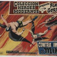 Tebeos: FLASH GORDON Nº 07. EDITORIAL DOLAR 1960.. Lote 25288367