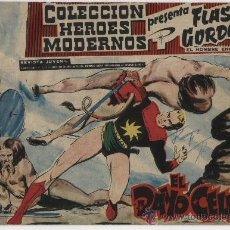 Tebeos: FLASH GORDON Nº 01. EDITORIAL DOLAR 1960.. Lote 161090774
