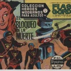 Tebeos: FLASH GORDON SERIE B. Nº 63. DOLAR.. Lote 26222092