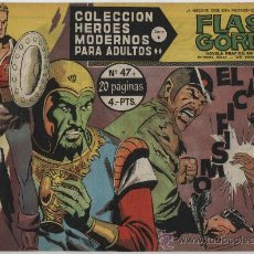 Tebeos: FLASH GORDON. SERIE B. Nº 47. DOLAR.. Lote 26420146