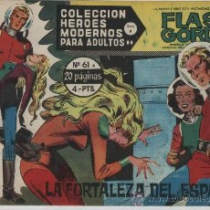Tebeos: FLASH GORDON. SERIE B. Nº 61. DOLAR.. Lote 26420188
