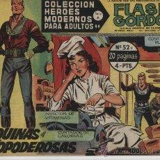 Tebeos: FLASH GORDON. SERIE B. Nº 52. DOLAR.. Lote 26418368