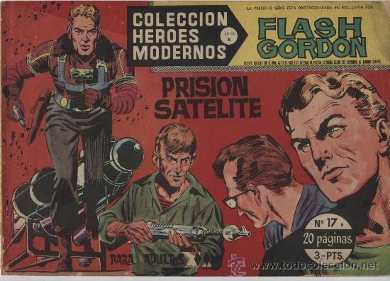 FLASH GORDON. SERIE B. Nº 17. DOLAR. (Tebeos y Comics - Dólar)